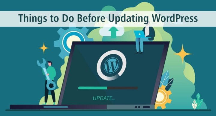 Things to Do Before Updating WordPress